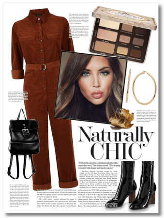 Naturally Chic - Jumpsuit