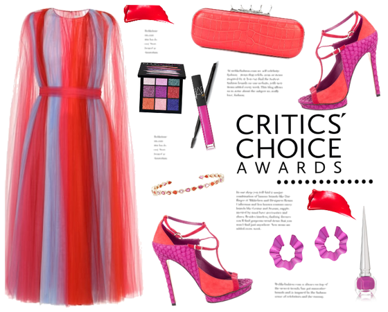Critics Choice Awards!