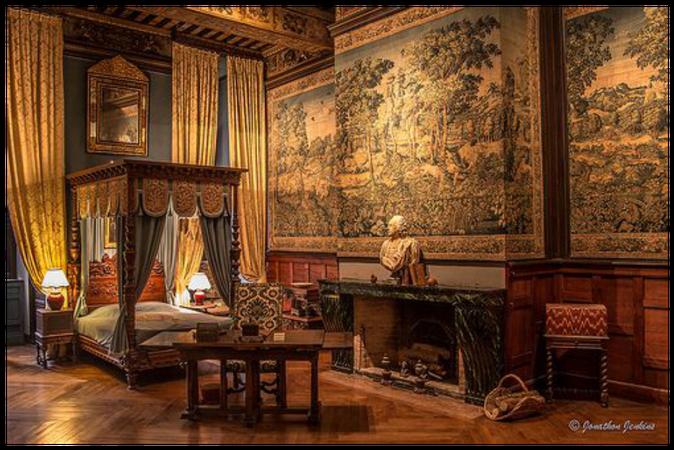 Guinevere's Bedroom