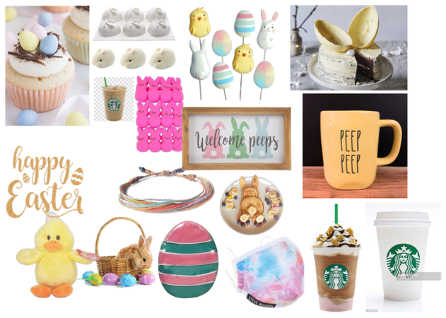 Easter Basket @ Oof_itsshelbiep