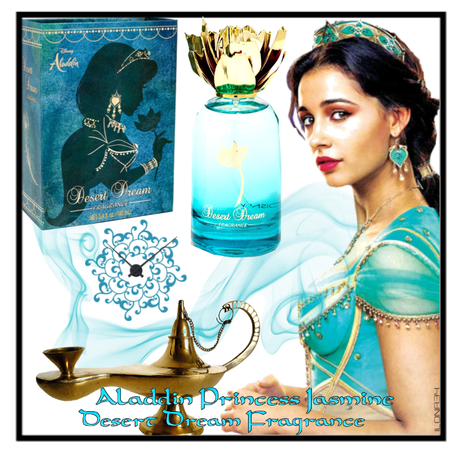Aladdin Princess Jasmine Desert Dream Fragrance
