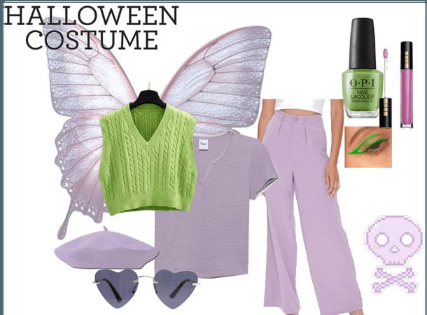 Techna Winx Halloween Costume