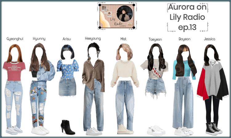 Aurora on Lily Radio