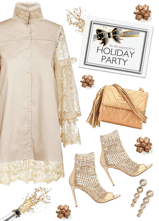 Holiday Glitter Party