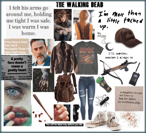 The Walking dead OC