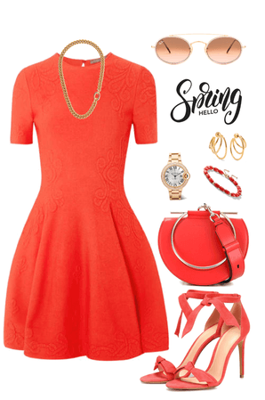 Pantone Coral: Dreaming of March 20