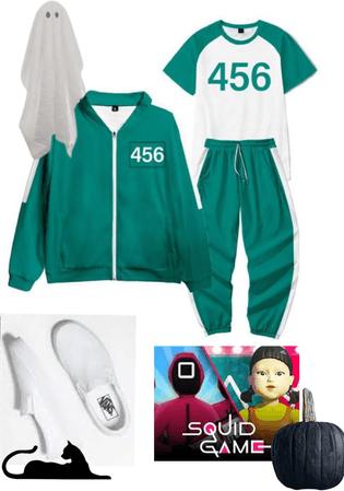 squid game costume