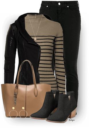 striped sweater #2