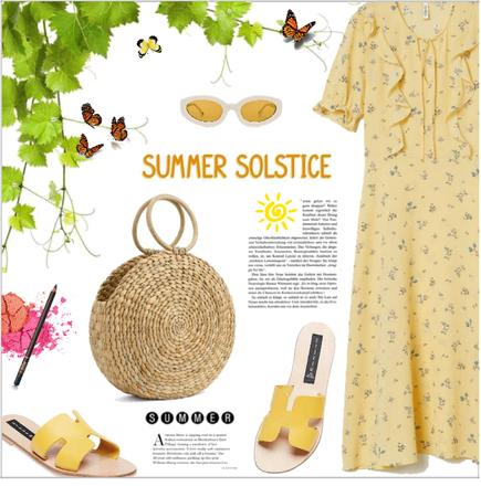 summer solstice look