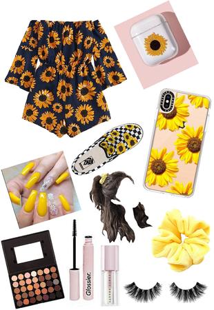 Flower Series: Sunflower