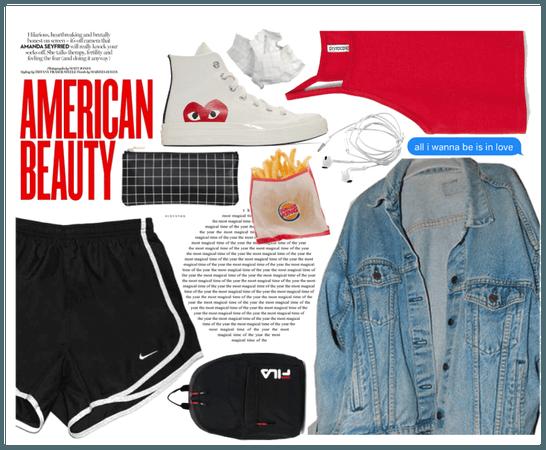 American Beauty - Back to school