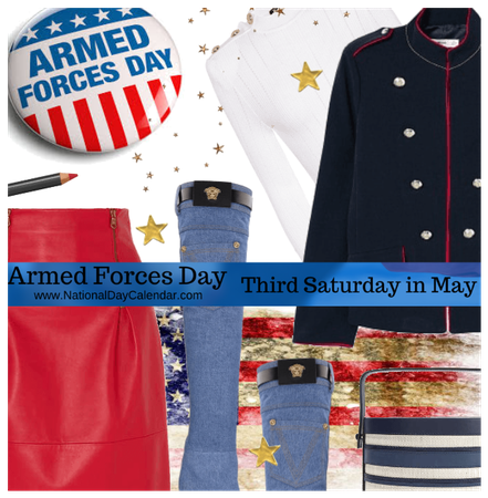 Armed Forces Day (3rd Saturday in May)