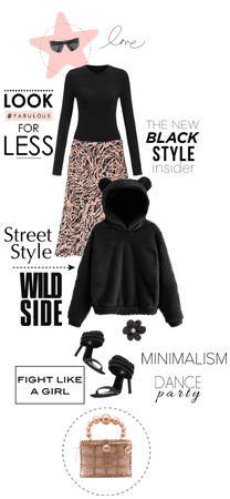 The Bull: Taurus Inspired Outfit