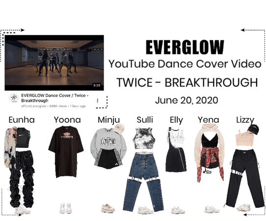 EVERGLOW Youtube Dance Cover Video