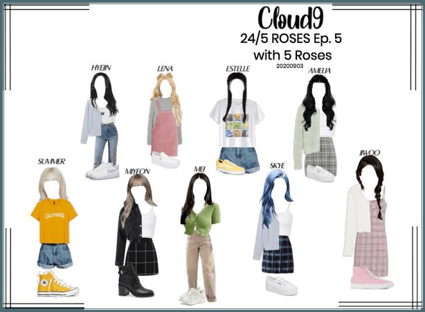 Cloud9 (구름아홉) | 24/5 Roses Ep. 5 | 20200903