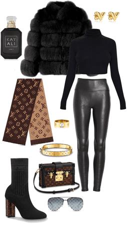 Louis Vuitton winter