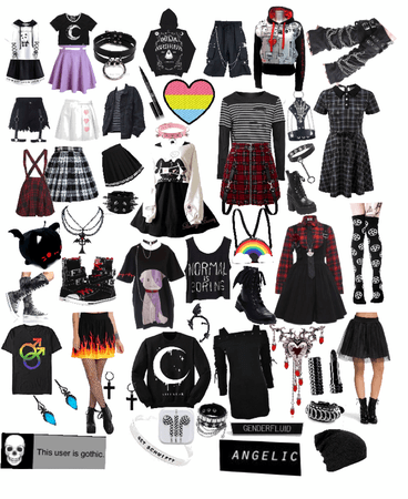 I'm emo/goth get over it