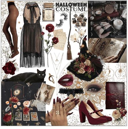 Witch ~Halloween~ diy