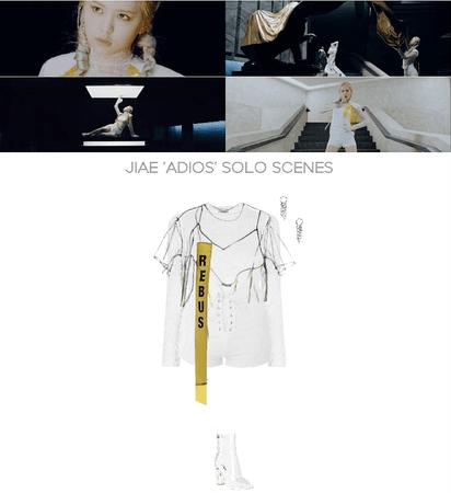[HEARTBEAT] JIAE 'ADIOS' SOLO SCENES