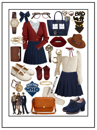 Geek Chic - Doctor Who