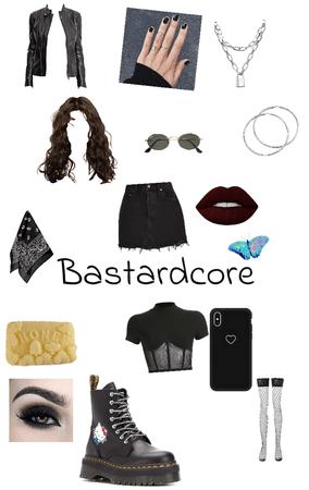 bastardcore aesthetic