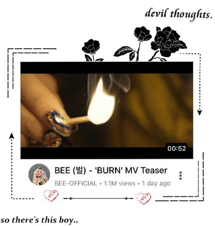 BEE (벌) 'BURN' MV Teaser