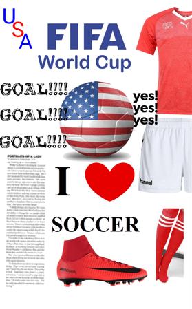 Go USA FIFA World Cup⚽️