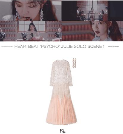 [HEARTBEAT] 'PSYCHO' JULIE SOLO SCENE 1