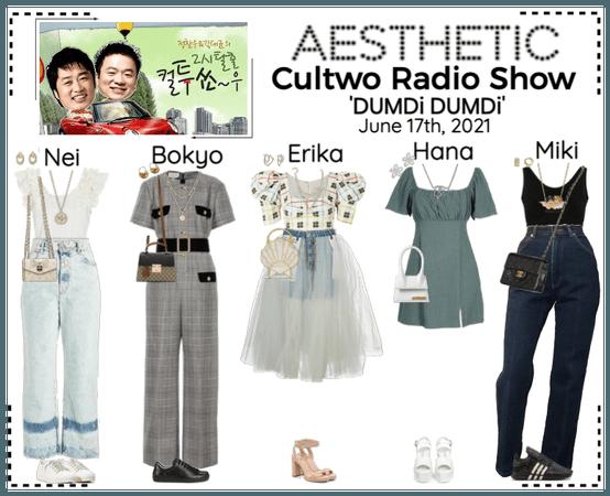 AESTHETIC (미적) [RADIO] Cultwo Show