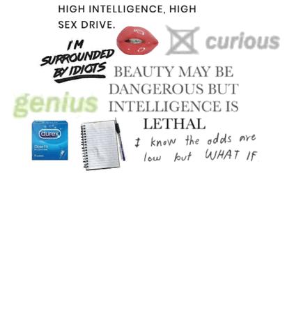 Sexy/Smart Aesthetic