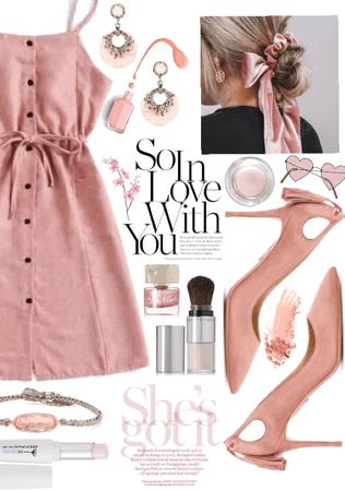 pink ivory