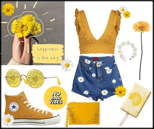 Never enough yellow