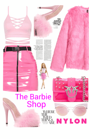 The Barbie Shop