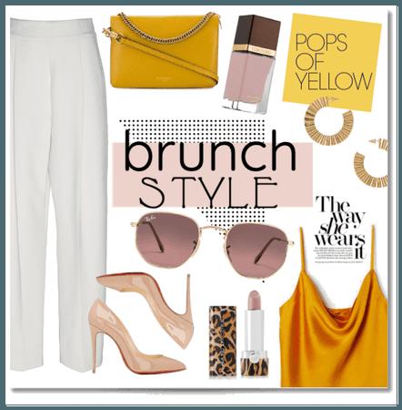 brunch style