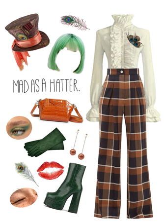 Mad As A Hatter.......