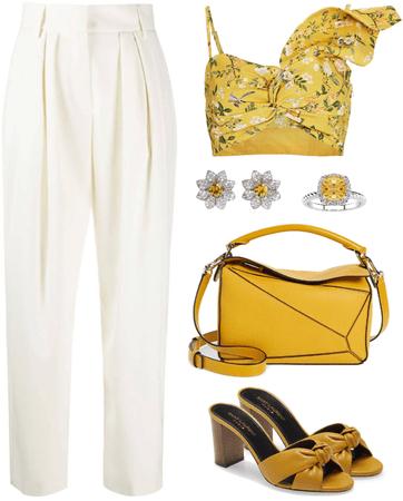 Crop Pants Outfit 010