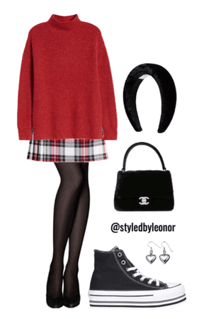 Casual Date Valentine's Day Outfit