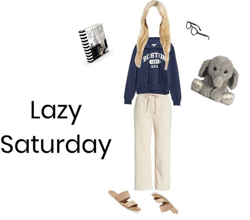 Lazy Saturday!