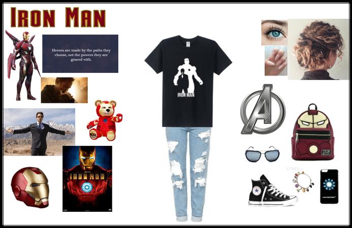 Iron Man Inspired