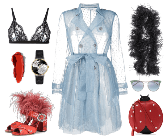 outfits i'll never wear: part I