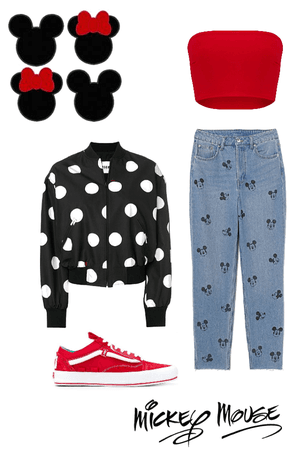 Minnie An Mickey vibes