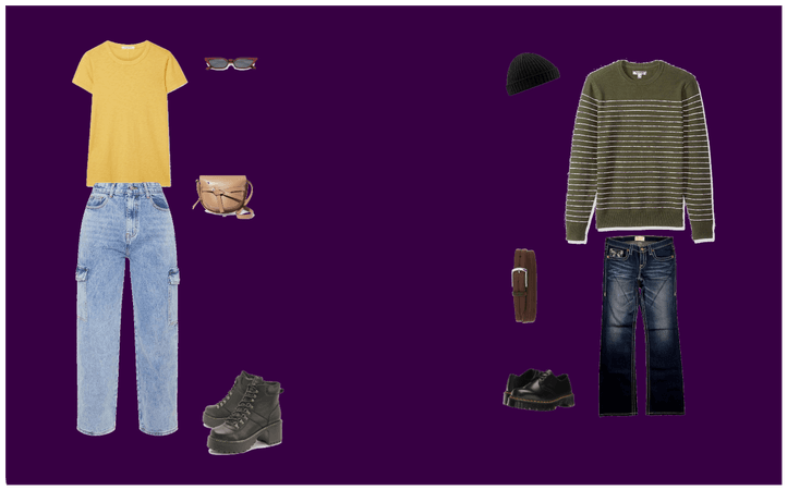 1990s outfit