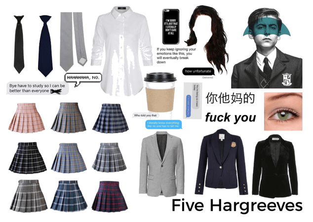 Five Hargreeves