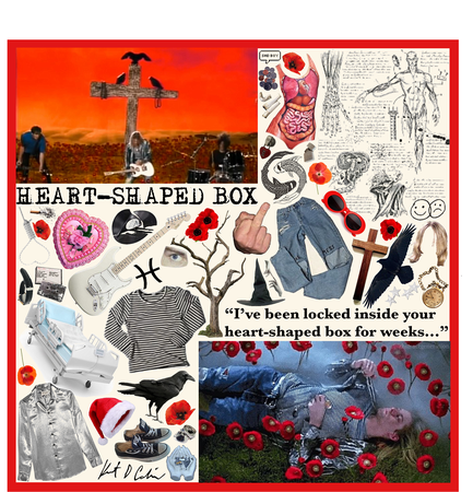 """""""Heart-Shaped Box"""" by Nirvana"""