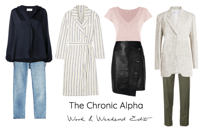 Chronic Alpha - Work and Weekend