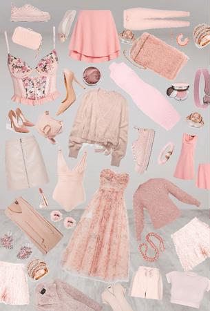 Blush Pink mashup