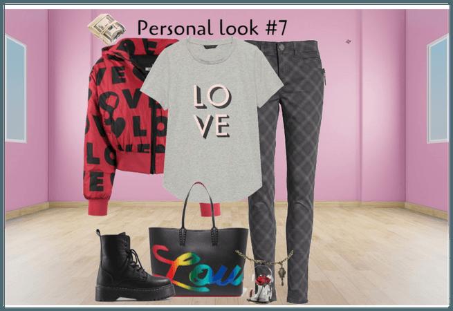 Personal look #7