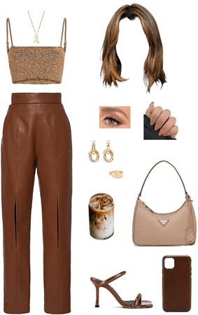 brown tones