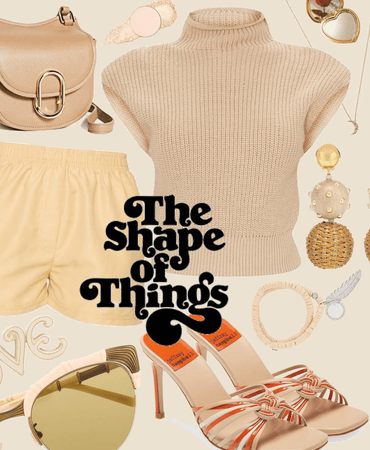 shape of knitwear