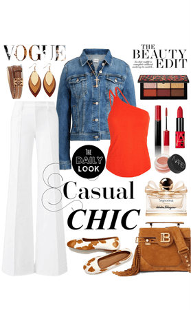 •Casual Chic Workwear•